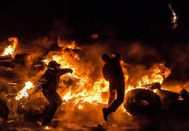 Євромайдан трагічні події