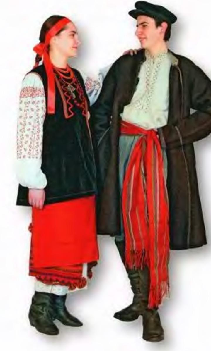 український народний одяг (Фото) ... 284d045cc0a73