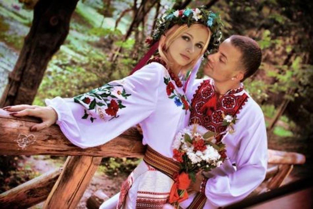 Ukrainian Wedding Traditions 1 7
