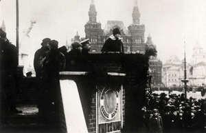 Перший міжнародний жіночий день. Клара Цеткін