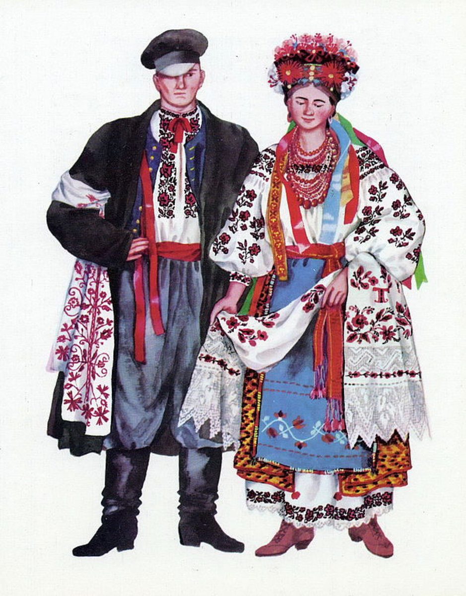 Старовинний український одяг картинки 9 фотография