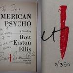 Американський психопат, Істон Елліс, книга