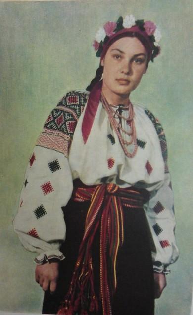 Вишиванки, Вінниця, орнамент