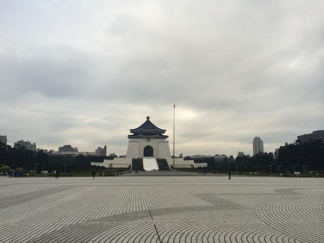меморіальний холл Чан Кайши
