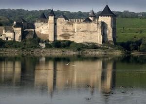 Хотинська фортеця фото