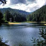 озеро Синевир, Карпати (фото)