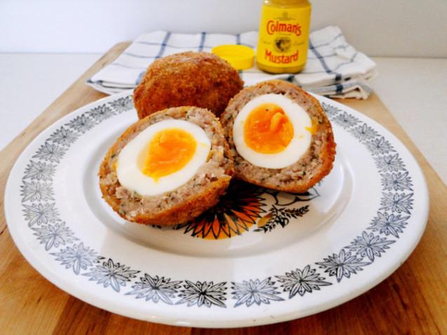 Шотландська яєчня