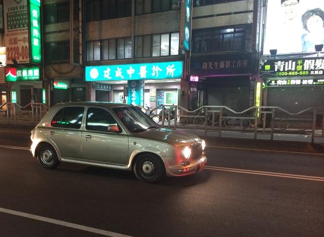 Тайвань, авто
