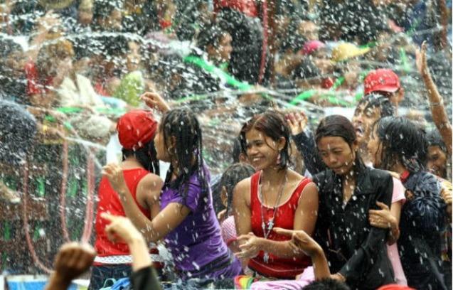 Новий рік М'янма