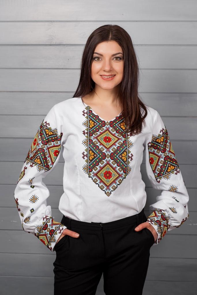 Сучасні вишиванки від українських брендів. Частина 2 13f4e6cd57278