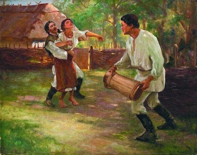 Проливаний понеділок українські традиції