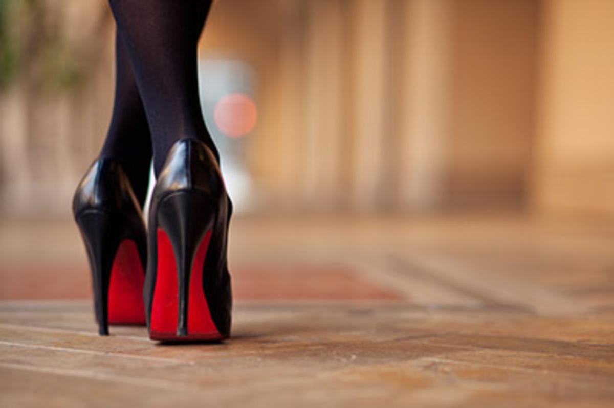 Як носити взуття на високих підборах 82851f5864a81