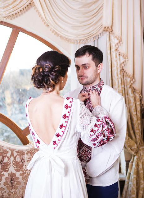 Підбірка вишиванок українських брендів 1/1