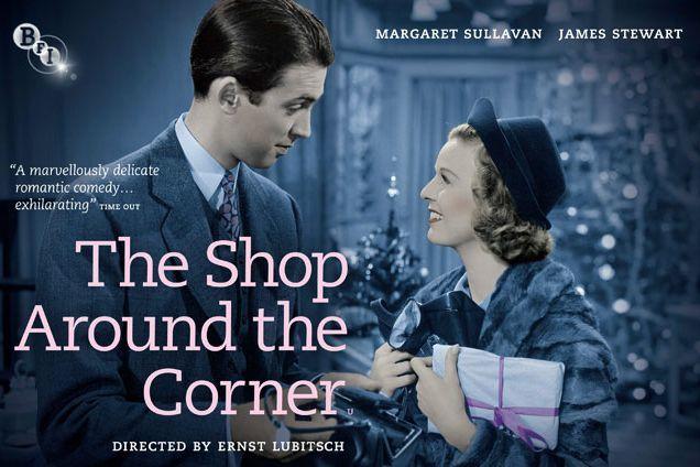 Крамничка за рогом (The Shop Around the Corner, 1940)