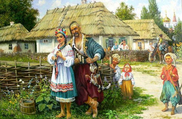 Ставлення козаків до жінок 1/1