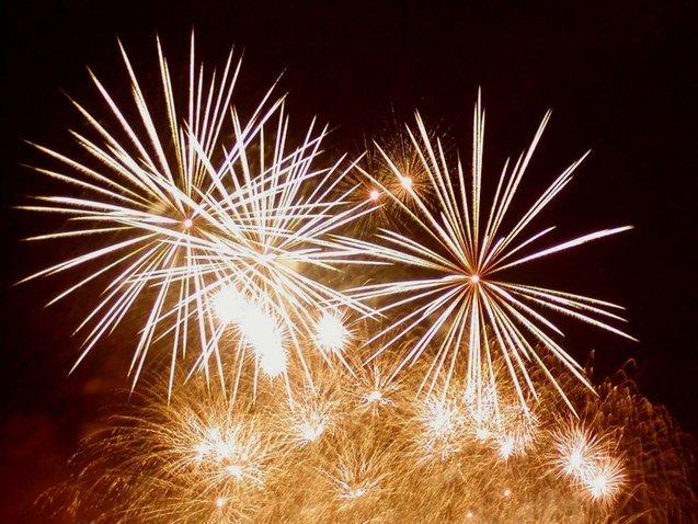 Новий рік КОлумбія