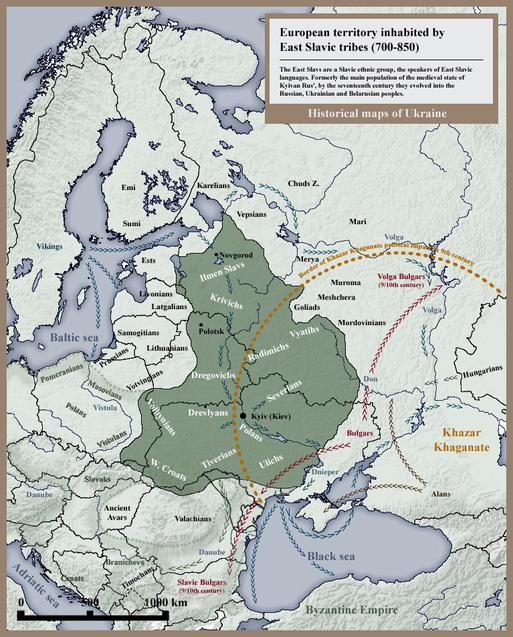 слов'янські землі