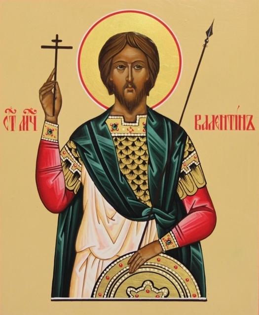Святий Валентин ікона