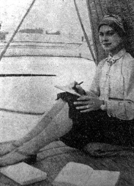 Софія Яблонська, галичанка