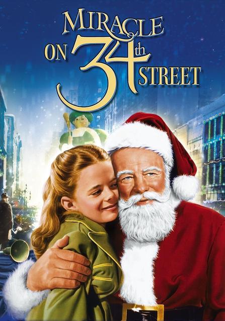 Диво на 34-й вулиці (Miracle on 34th Street, 1947)