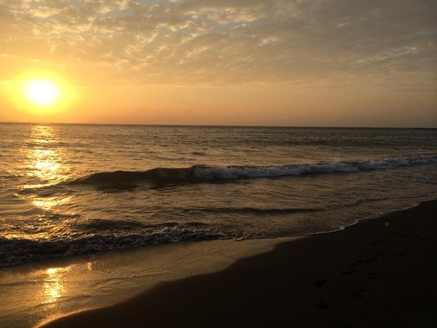 Тайнан, пляж