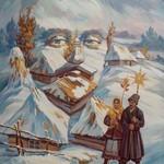 художник Олег Шупляк, твори