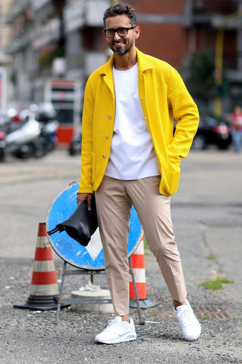 Парни уличная мода фото