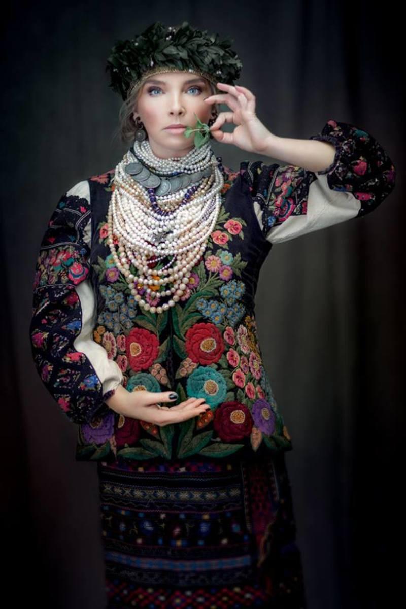 Старовинний український одяг картинки 14 фотография