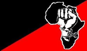 червоно чорний прапор