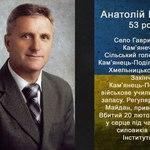 Анатолій Корнєєв Небесна сотня