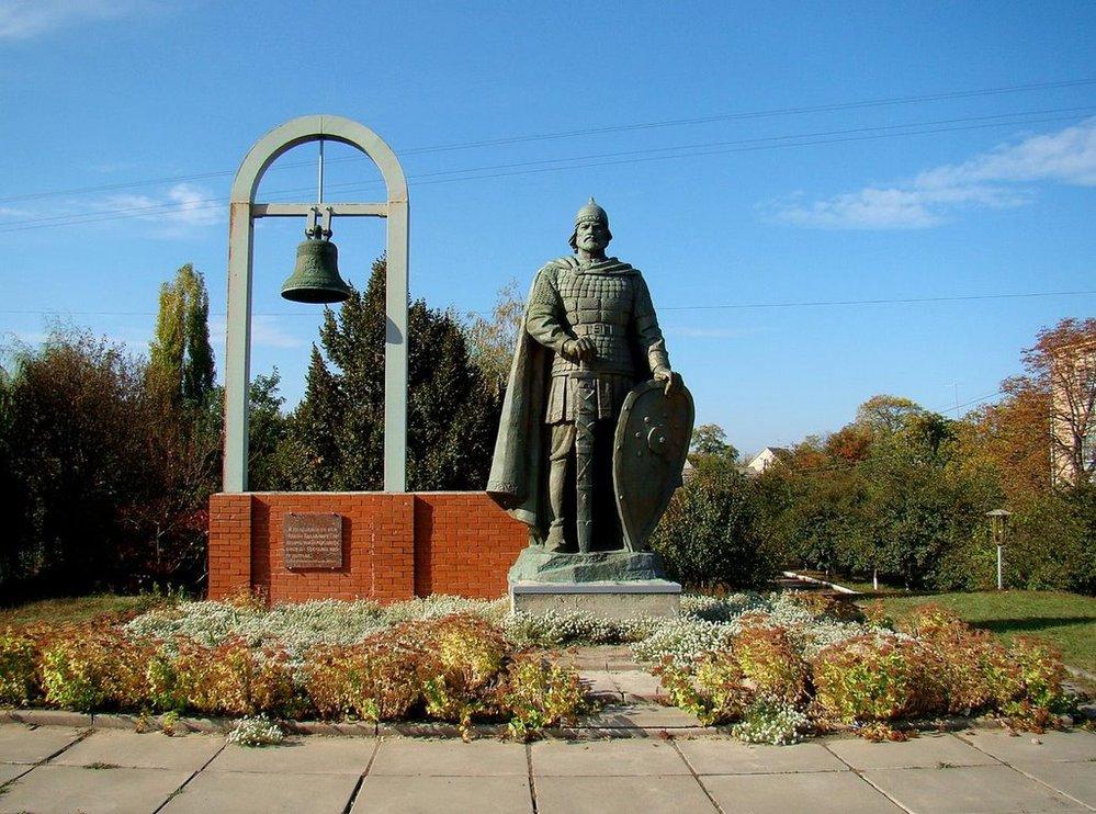 князь Володимир Глібович