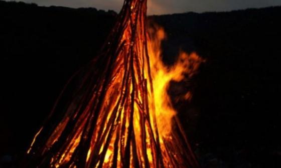 традиції звичаї Україна ватра