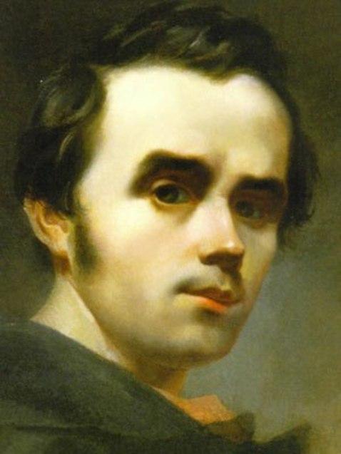 Тарас Шевченко портрет