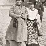 Клара Цеткін і Роза Люксембург
