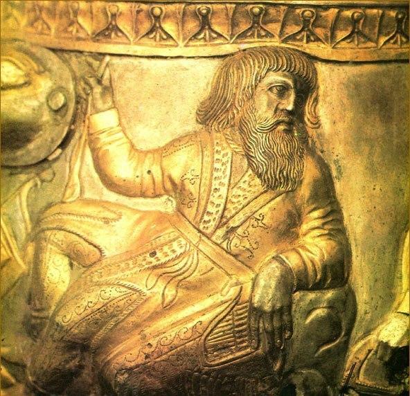 артефакт, курган Товста могила