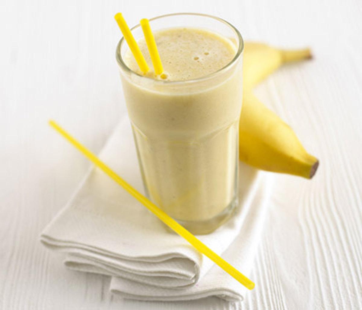 Творог и банан для спортсменов 20 фотография