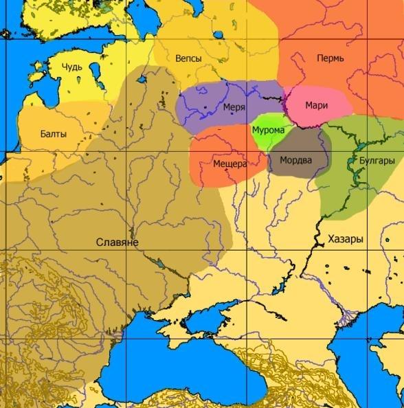 Радянські історичні карти