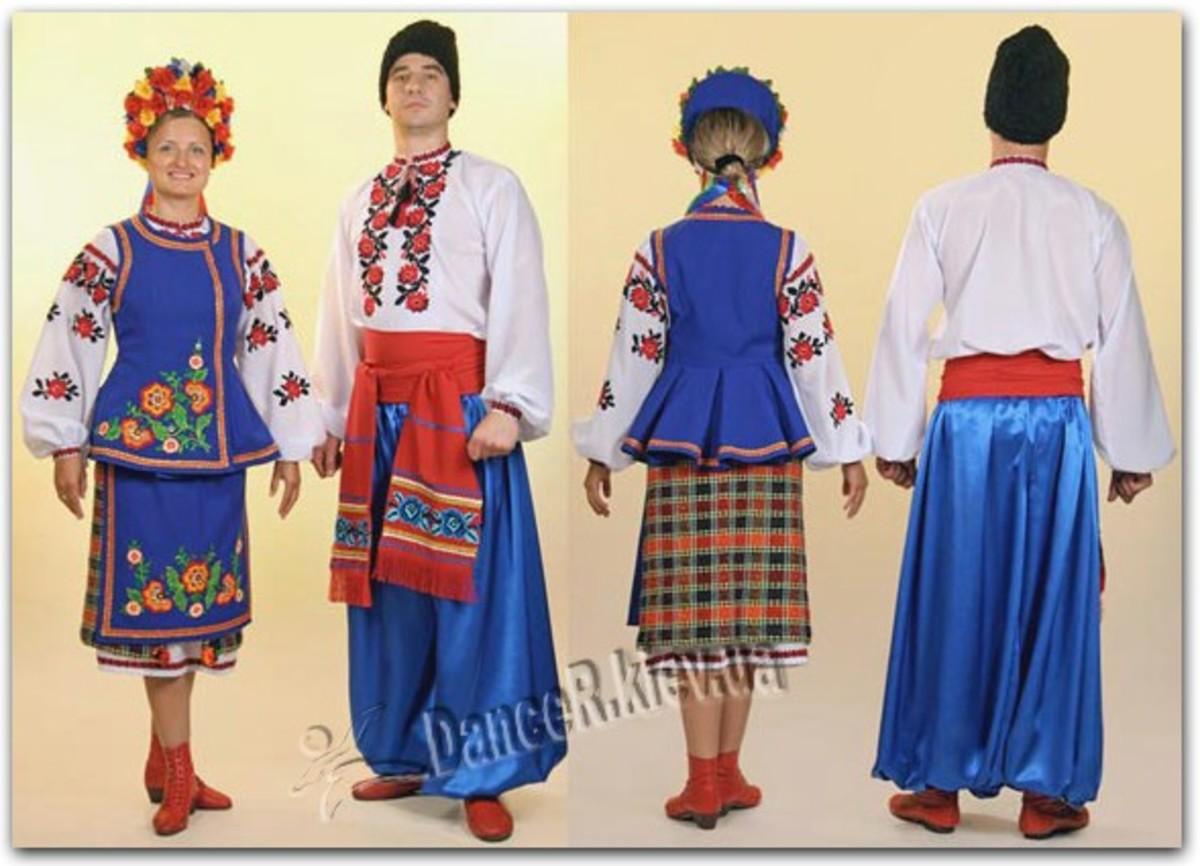 Український народний костюм  історія 1c84e81d0eee7