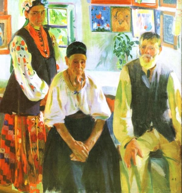 Мурашко, Селянська родина