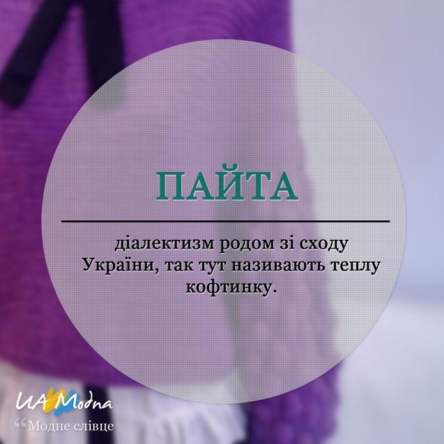 Модне слівце Пайта, український сленг, неологізми, жаргонізми