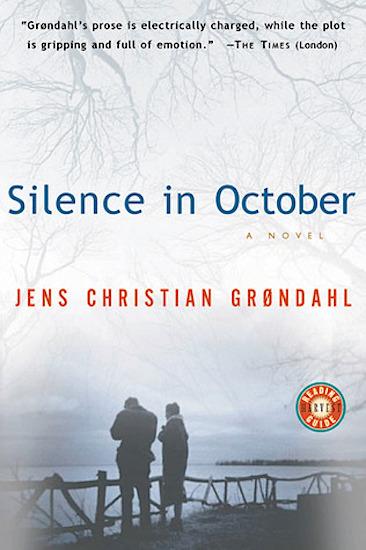 Тиша у жовтні Єнс Крістіан Грендель