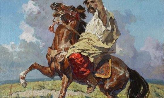 мужні козаки