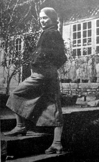 Софія Яблонська, мандрівниця