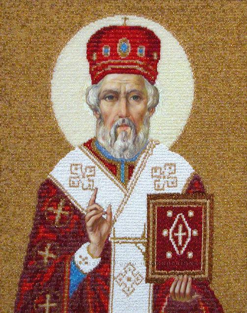 Миколай Чудотворець ікона святий