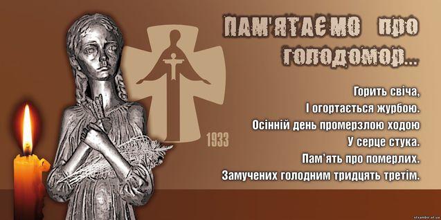Голодомор в Україні 1932-33 років: причини, наслідки, реакція міжнародної спільноти 1/1