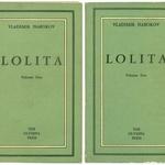Лоліта, Набоков, книга