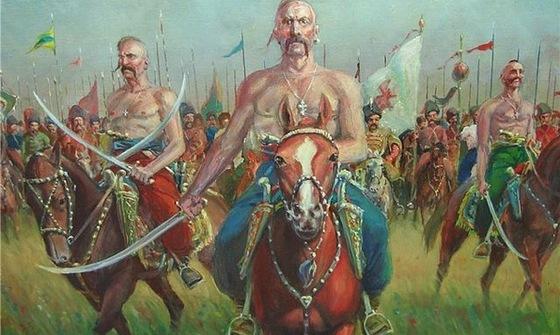 козацькі походи