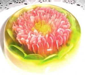 квіти з желе