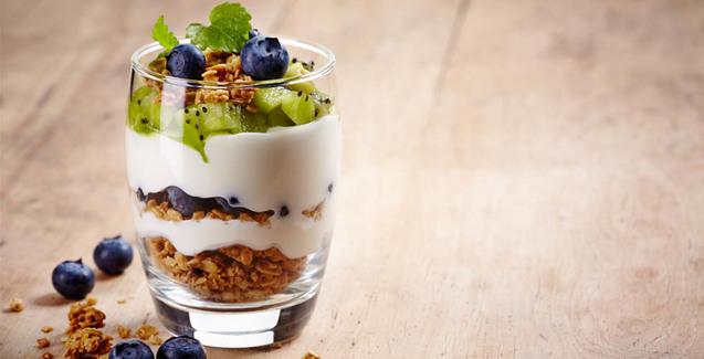 десерт з морозивом (фото)