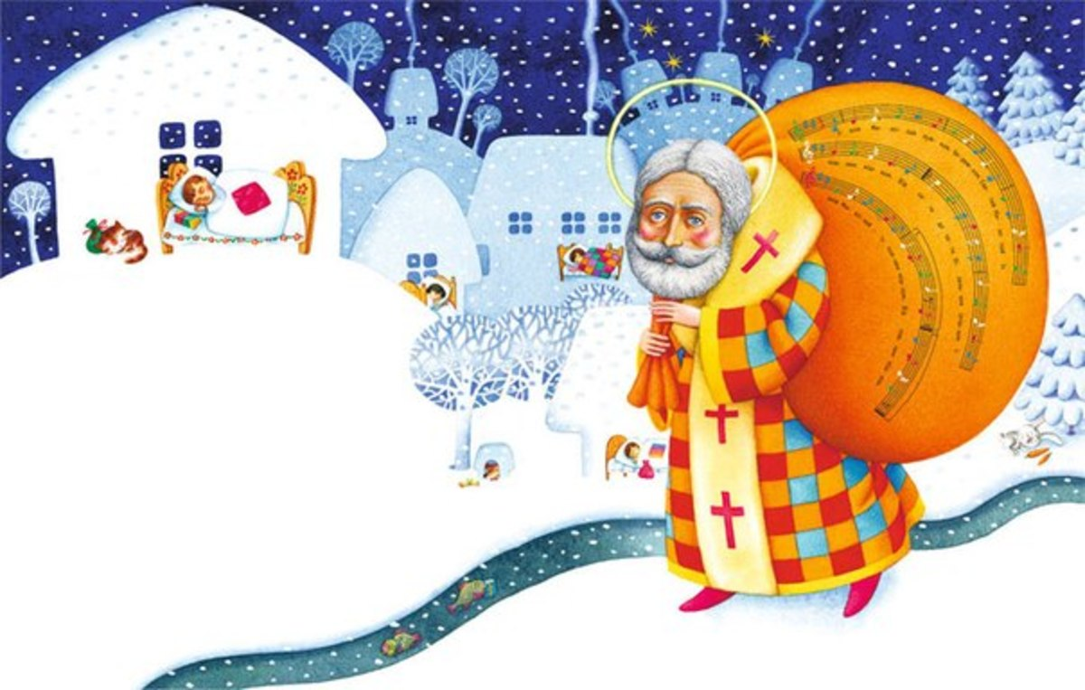 ZAK News вітає всіх з Днем святого Миколая!